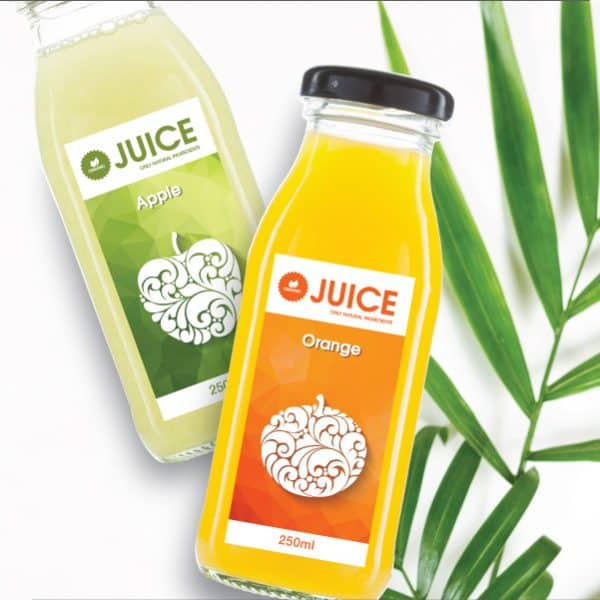 Juice Labels - Instant Pricing & Amazing Quality - Labels Online